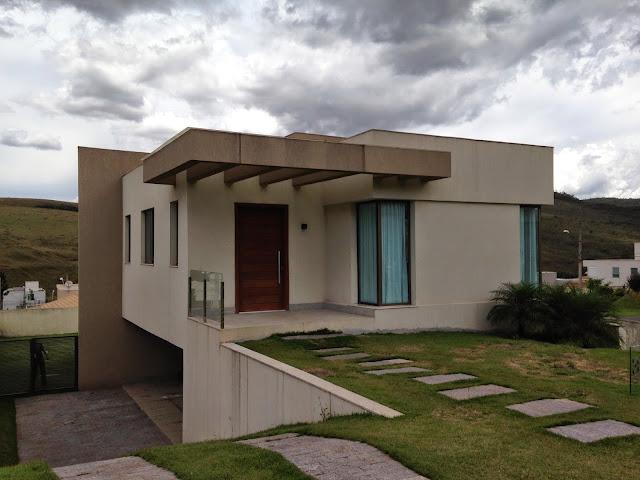Arquiteta adriana furst antes e depois reforma de fachada - Reformas casas pequenas ...