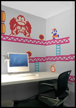 nintendo new super mario bros re stik wall sticker an entry from lined with trees be cool aesthetics and