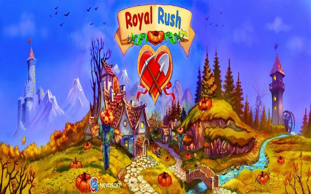 Royal Rush Hack Unlimited Gold & Silver 30/09/2015