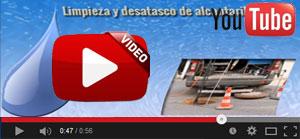 Video Desatascos Zaragoza