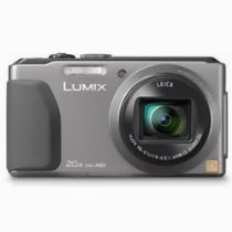 Panasonic Lumix DMC-ZS30S WiFi 20x Digital Camera