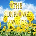 Button for the Sunflower Awards blogspot