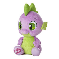 "Spike 10"" Aurora Plush"