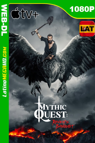 Mythic Quest: Banquete de cuervos (Serie de TV) Temporada 1 (2020) Latino HD WEB-DL 1080P ()