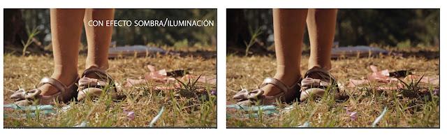 SOMBRA/ILUMINACIÓN EN PREMIERE