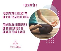 Curso em Instrutor de Shakti Yoga Dance 100 horas a começar em Outubro!