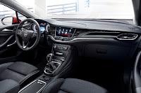 Opel Astra (2016) Dashboard