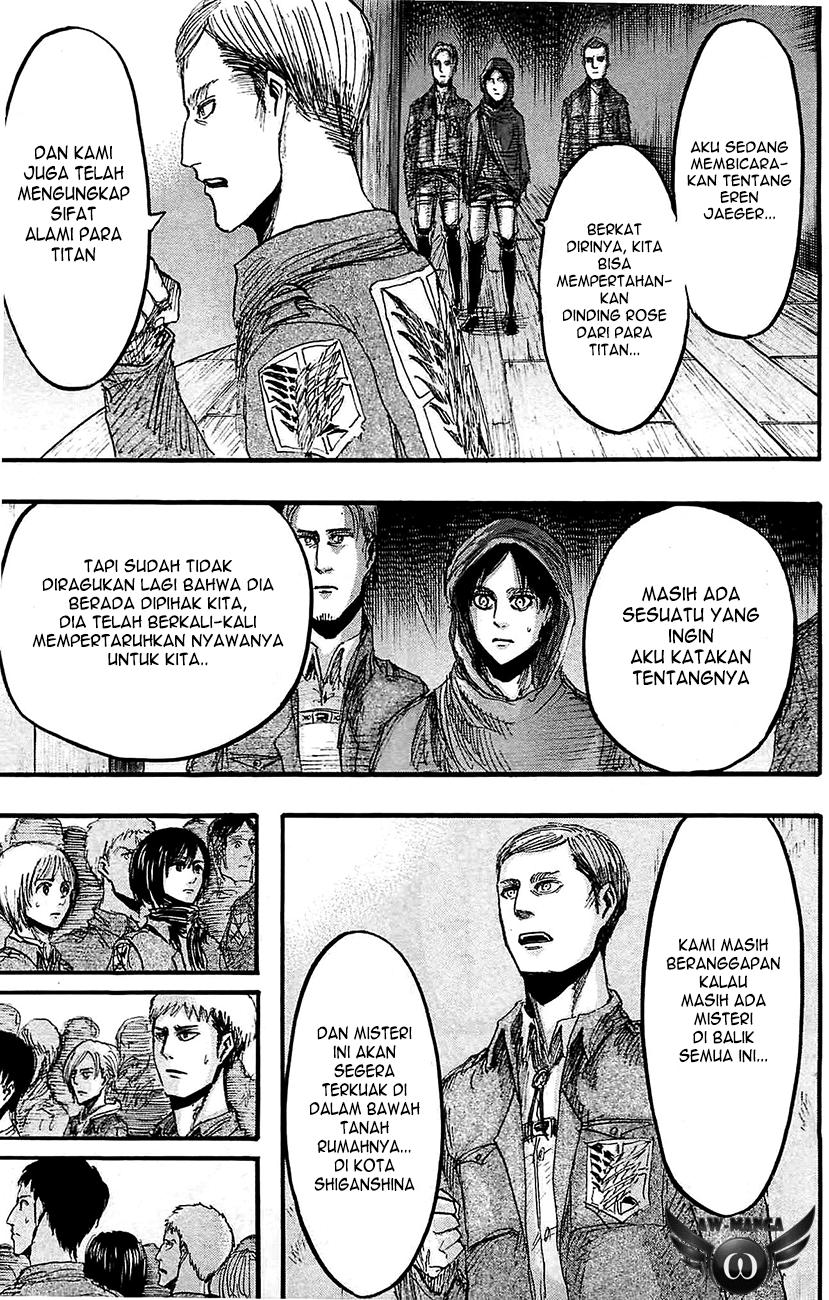 Shingeki no Kyojin Chapter 21-16