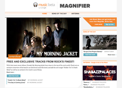 Magnifier: Taking a closer look at great music