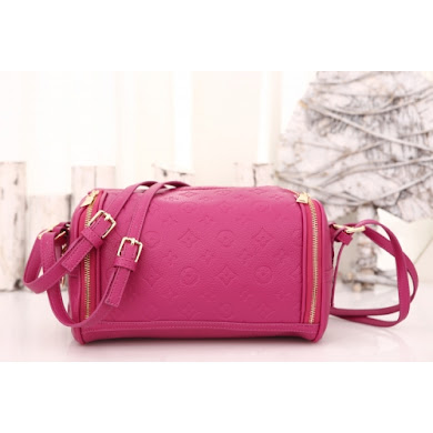 AA FASHION BAG (ROSE RED)