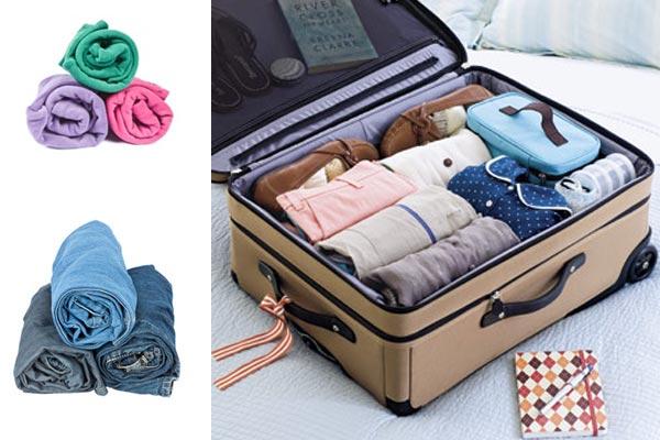 Tips para viajar - Como doblar jerseys para que ocupen poco ...
