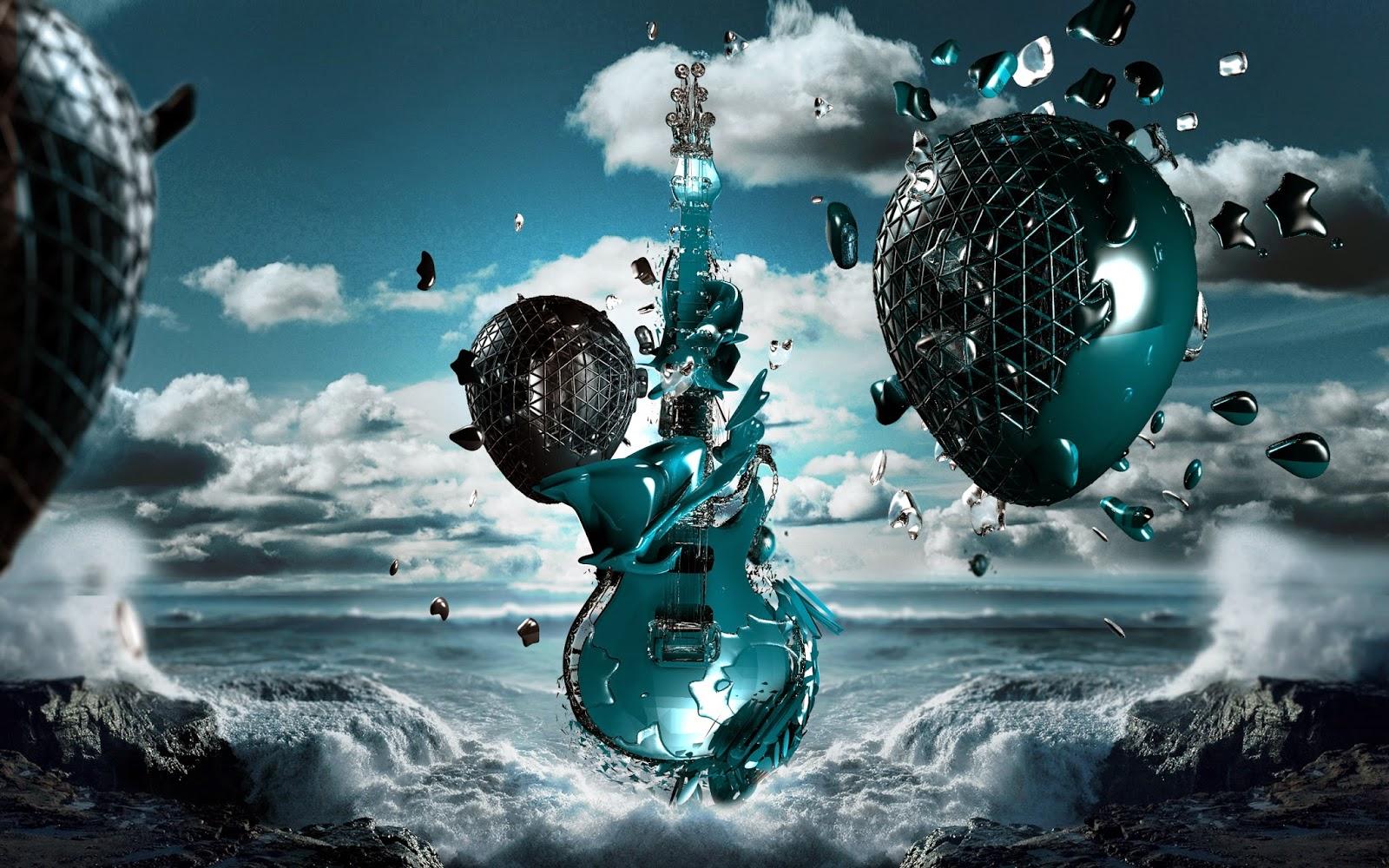 Hình Nền Đẹp - Guitar