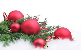 Merry Christmas Card Logo