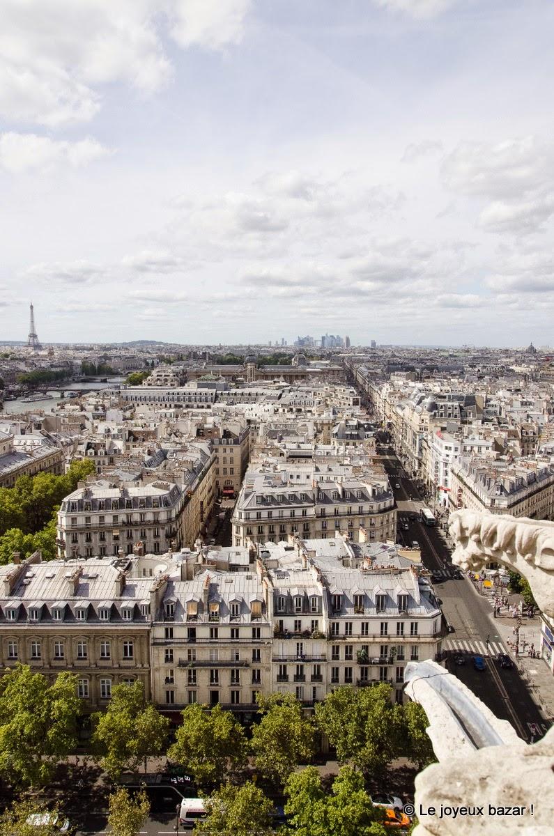 Paris - tour saint jacques - visite