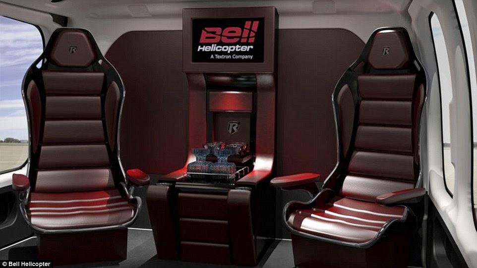 L\'hélicoptère de luxe en vente pour $15 millions | Nouvelles Mise à ...