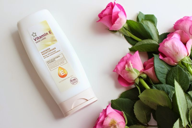 Superdrug Vitamin E Shower Moisturiser