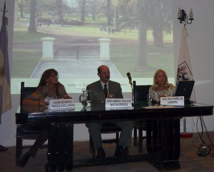 Conferencia Casa del Virrey Liniers