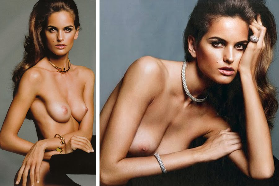 Maria Izabel Goulart for Purple Fashion by Inez Van Lamsweerde and Vinoodh Matadin
