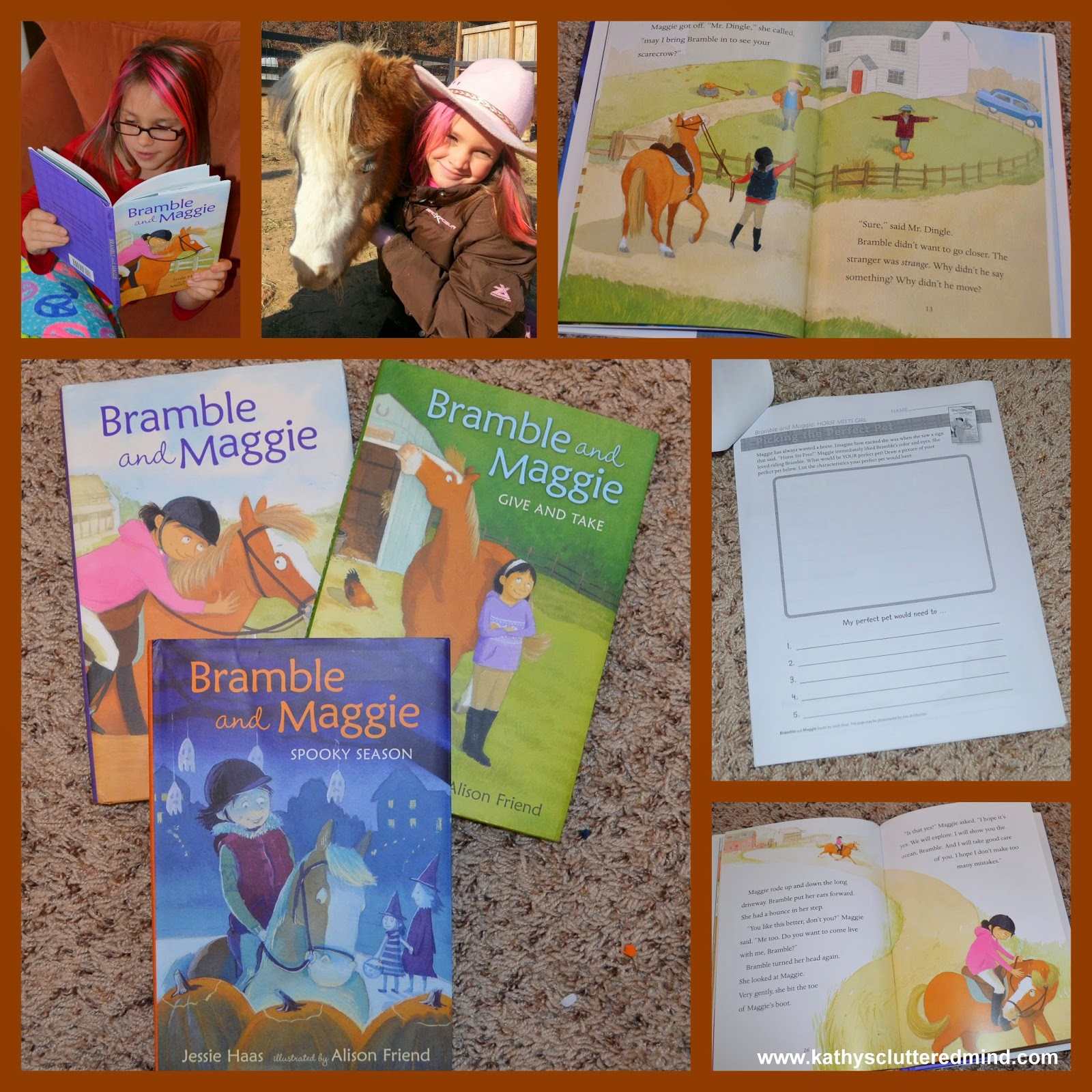 The Books Are Fun, Engaging And Teach Important Lessons On Character  Traits, Friendship, Fear As Well As Horsemanship