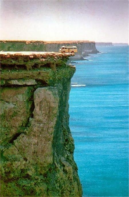 Bunda Cliffs, Nullarbor Coast, South Australia