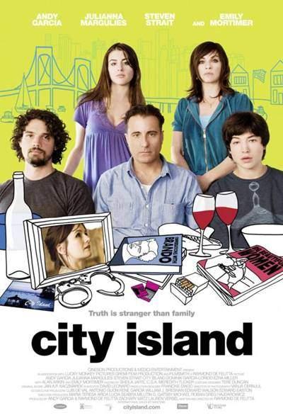 City Islan DVDR Descargar Español Latino ISO NTSC