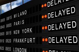 Aturan seputar delay pesawat terbang