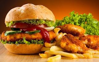 Makanan Tidak Sehat