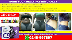 BURN YOUR BELLY FAT