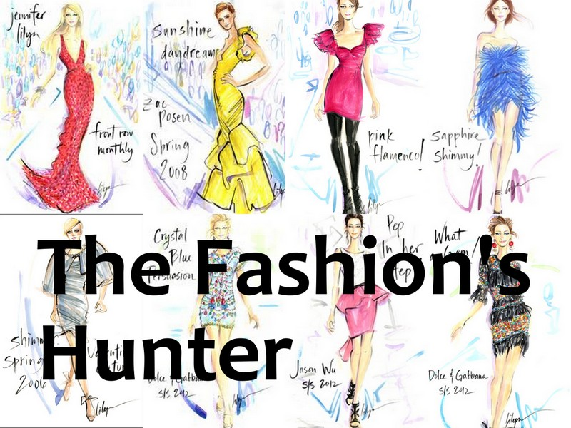 The fashion's hunter