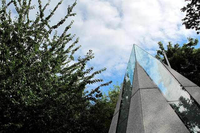 war memorial, Merrion Square park