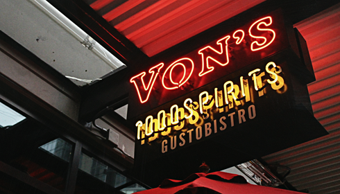 vons 1000 spirits seattle