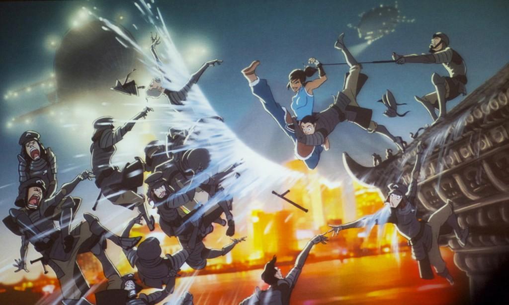 Animes Luso Avatar A Lenda De Korra Dublado Episodio 01