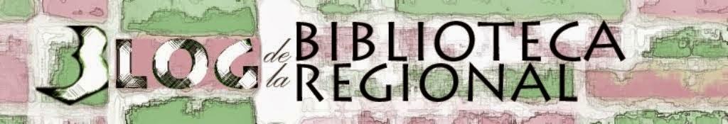 Blog de la Biblioteca Regional de Murcia