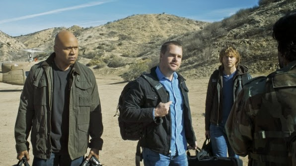 "NCIS: Los Angeles - Episode 5.19 - ""Spoils of War"" Review - No Spoils, Just Costs"