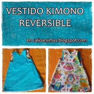 VESTIDO KIMONO, PATRONES DISPONIBLES!!
