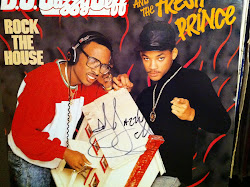 DJ Jazzy Jeff Rock The House Signed
