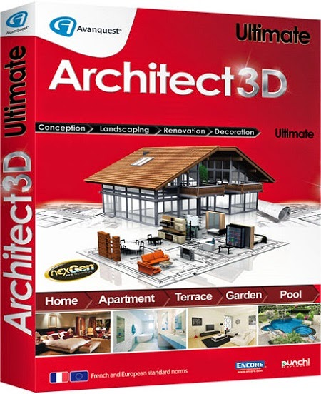 Architect 3D Ultimate free download full vesion