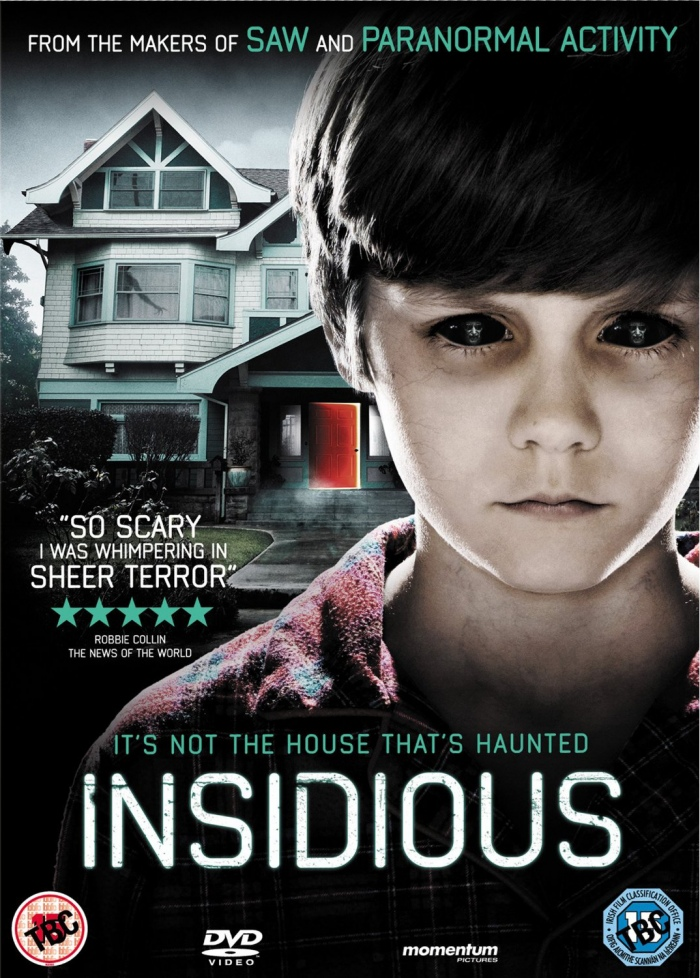 insidious film review The insidious franchise, despite fairly average reviews, seems to keep on trucking largely, this seems to be a result of the rabid fanbase of the series the first film saw an effective haunted house film turn into the third act of drop dead fred, chapter 2 threw some time travel nonsense into the.