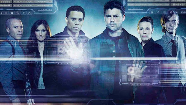 "Almost Human - 1x01 ""Pilot"" & 1x02 ""Skin"" - Review & Speculation"