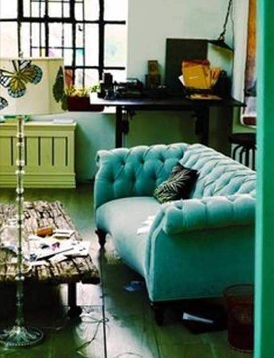 home decor brilliant turquoise interior designs