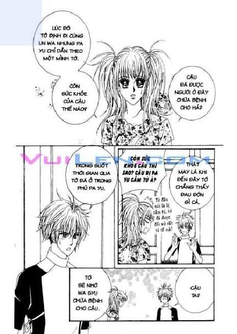 Công chúa của tôi Chapter 8 - Trang 85