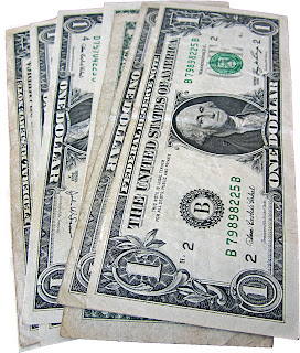 american one dollar notes