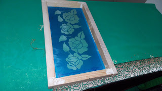 Screen printing tutorial