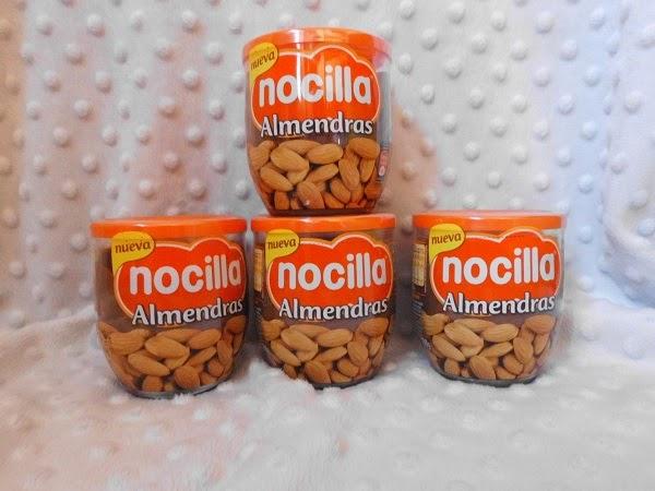 Nocilla Almendras