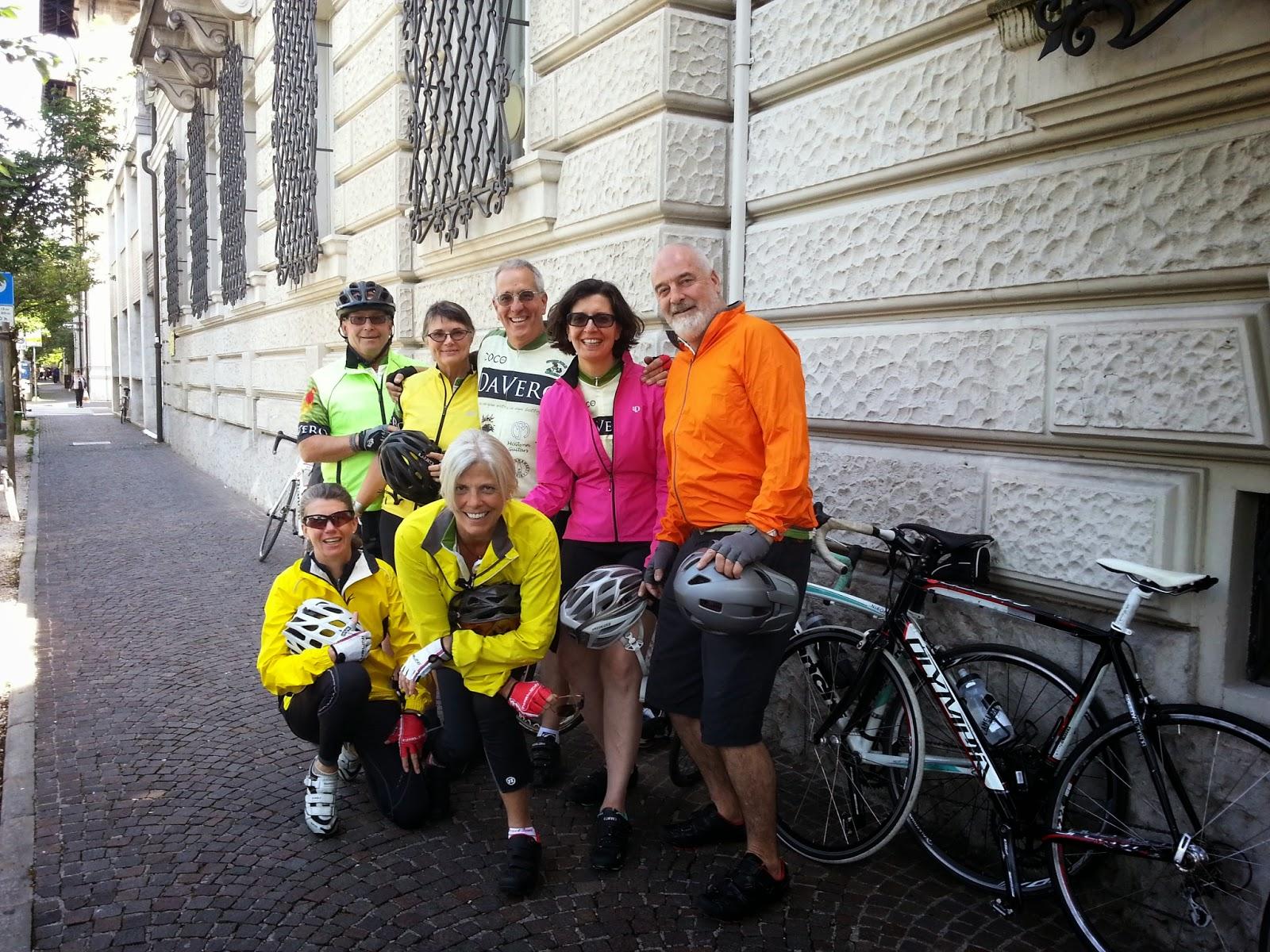 cycling friuli bike rental in udine