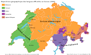 . Switzerland got 4 language in it which include : Suisse German, .
