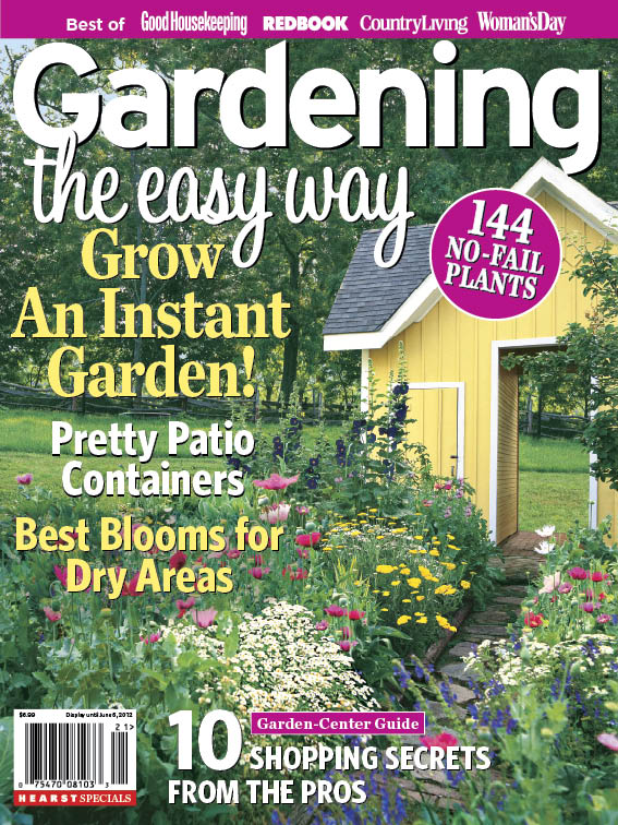 How to plant an herb garden from hearst magazines