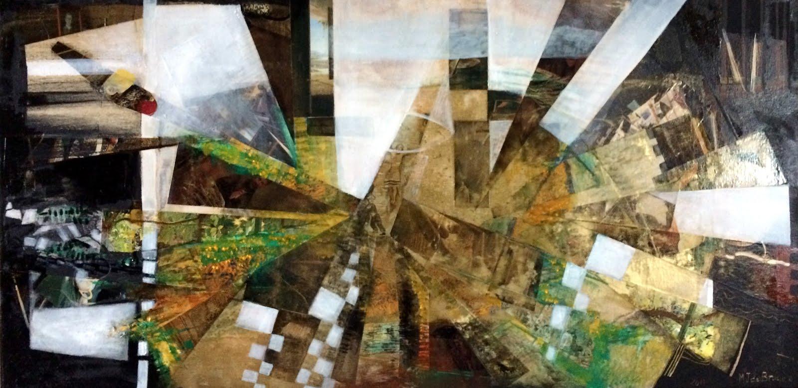 Musique sacrée - 80 x 40 cm - 2017