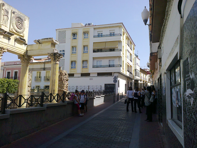 Taller de empleo hornachuelos de turismo bilingue en for Oficina de turismo de merida