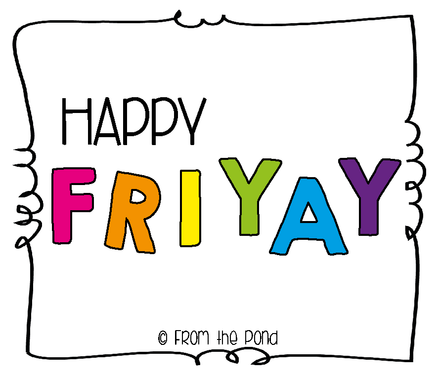 Secrets Of The Second Grade Sisters Five For Friday Tgif